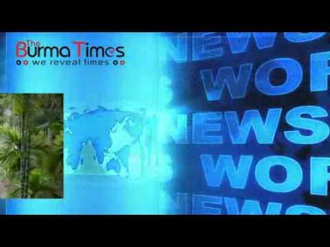 Burma Times TV Daily News 15.04.2015
