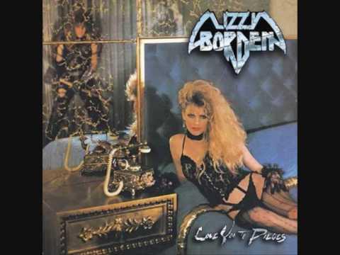 Lizzy Borden - Psychopath