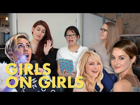 Girls on Girls - ANDPOP's Girls Dish on Celebrity Girl Crushes