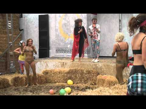 Female Mud Wrestling Sheri Vs Leslie