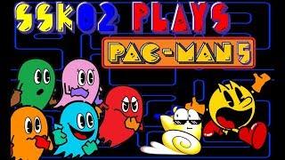 SSK02 plays Pac-Man5 (HD Pac-Man and Pac-Man Dance)