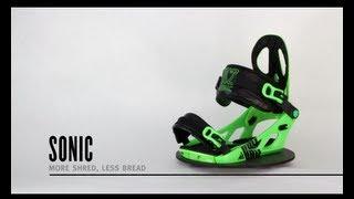 2014 K2 Sonic Binding
