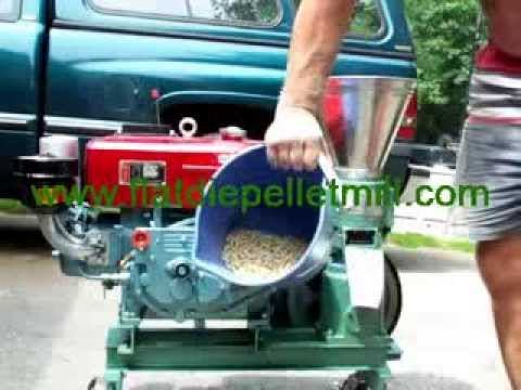 Make FREE Wood Pellets for Your Wood Pellet Stove/Homemade Pellet Mill