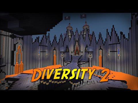 Minecraft Diversity 2 Episode 7 - تحدي الرئيس video