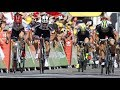 Tour de France 2017 stage 16 last kilometer EXTRAORDINARY FINISH!!!