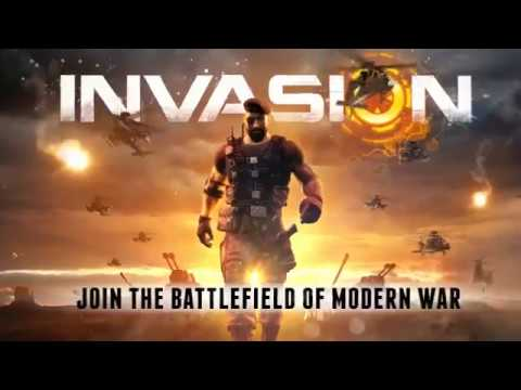 Invasion: Modern Empire APK Cover
