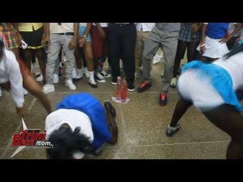 TriniBess.com - PAT IT 2k12 Dance off (Party Vibes) Rated R!