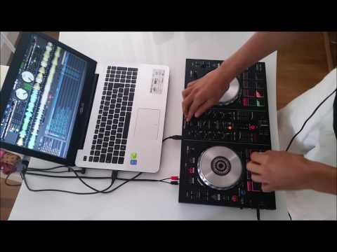 Pioneer DDJ-SB2 - Mix#1 Electro/House/EDM [Beginner]