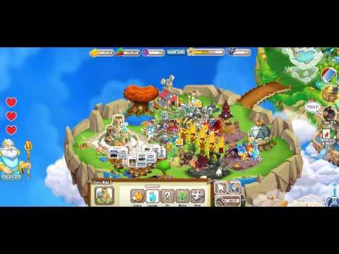 Dragon City - 3 Etapa - Isla del Olimpo