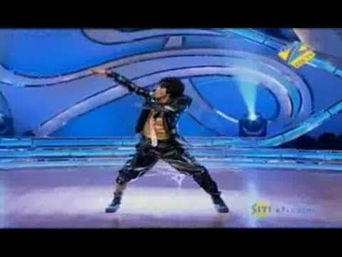 Lux Dance India Dance Season 2 Feb. 20 '10 Saajan video