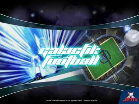 Galactik Football Soundtrack: Track 1 - Main Theme video