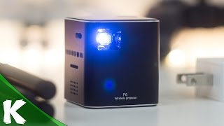 Orimag P6 DLP Portable Mini Projector | The Ultimate Affordable Mini Projector?