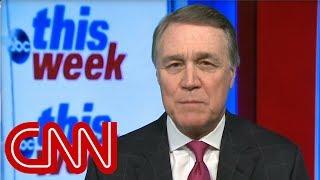 GOP senator in meeting: Trump did not use that word