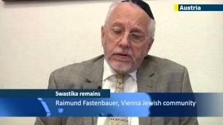 Swastika gravestone in Graz troubles Austrian Juden