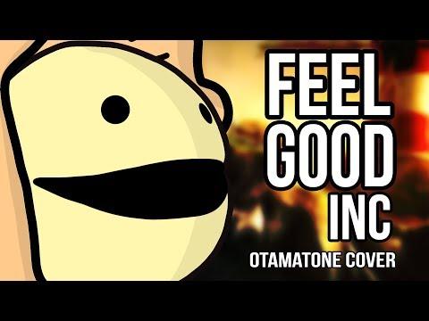 Feel Good Inc. - Otamatone Cover