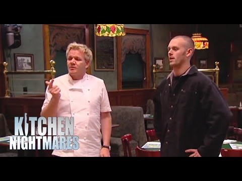 Ramsay Needs Emergency Help Kitchen Nightmares USA YouTube