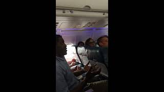 DL 2035 - Delta's first attempt to remove passenger for using bathroom by : Kay GLR