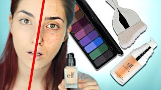 Neue DROGERIE Marke! 🔥Krasser als essence ? 😳 elf Makeup I Luisacrashion