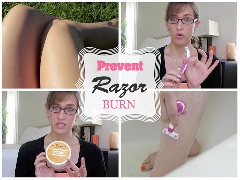 How To Prevent Razor Burn For Silky Smooth Legs