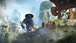 World of Warcraft: Mists of Pandaria Cinematic-Trailer