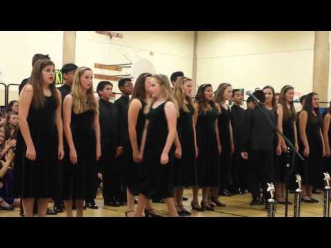 Castillero Middle School-Jazz Choir