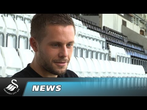 Swans TV - Gylfi rejoins the Swans