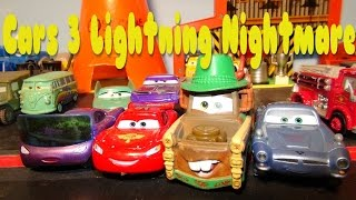 The Best Pixar Cars 2 Lightning McQueen Nightmare Ends Mater Sends Cars 2 Lemons to Jail
