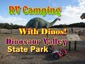 Dinosaur Valley State Park, Texas | RV Camping And Handicap Scooting