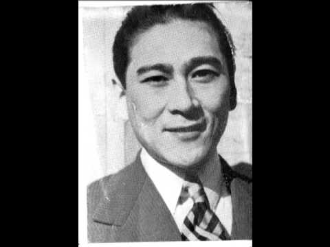 interpretation oral  紅萌ゆる岡の花(旧制高校寮歌) 伊藤久男 interp