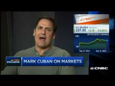 Cuban  Alibaba should not have been allowed to list in US