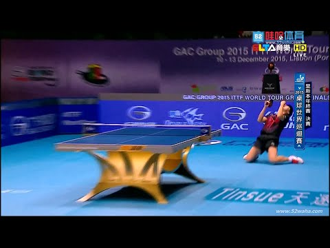 2015 Grand Finals (Ms-Final) MA Long - FAN Zhendong [HD1080p] [Full Match/Chinese]