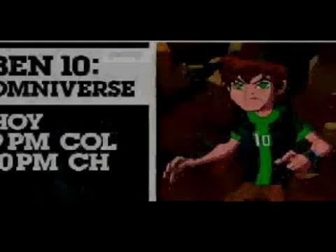 Cartoon Network.LA Ben 10 omniverse