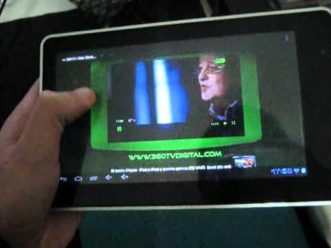 Tableta Titan PC7010B - Android 4.0 - 1GB RAM - 8GB Flash