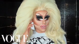 Trixie Mattel's 33-Step Beauty Transformation | Beauty Secrets | Vogue