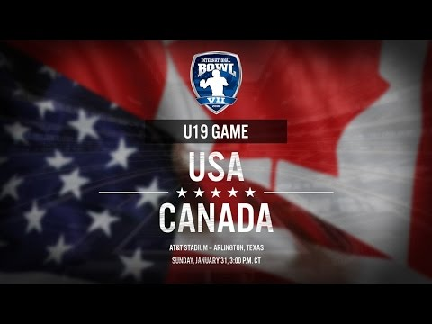 United States U-19 National Team vs. Canada U-19