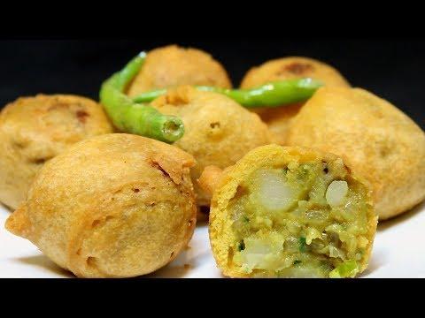 పిల్లలకు ఇష్టమయిన ఆలూ బోండా || Street Style Aloo Bonda Recipe || Indian Snacks