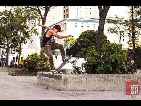 Allan Vasquez - Tour 2016 El Salvador