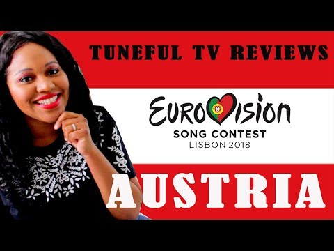 EUROVISION 2018 - AUSTRIA - Tuneful TV Reaction & Review