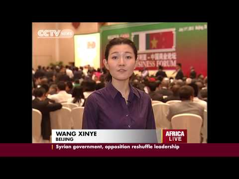 Nigeria,China optimistic of economic cooperaton