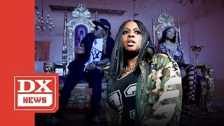 """Remy Ma Reacts To Nicki Minaj's """"No Frauds"""" Video Just As Expected"""