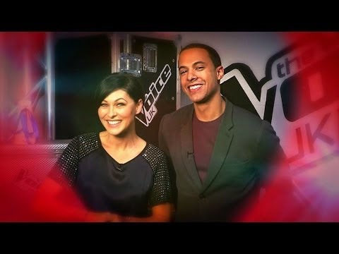 A Valentine's Day message from Marvin Humes & Emma Willis - The Voice UK 2014 - BBC One