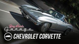 Joe Rogan's 1965 Chevrolet Corvette Stingray Restomod - Jay Leno's Garage