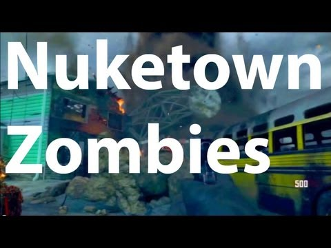 Ultimate Guide to NukeTown Zombies (Black Ops 2)