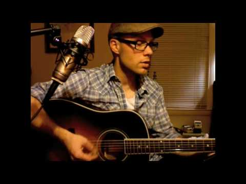 Peek A Boo by Daniel Johnston - cover by Aaron Robinson
