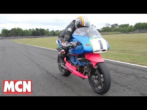 Exclusive: MCN ride the Britten V1000 | First Rides | Motorcyclenews.com