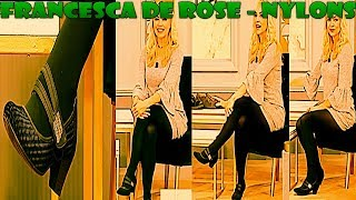Francesca de Rose FullHD Nylons Pantyhose Collant Strumpfhose on HSE 24 Italia