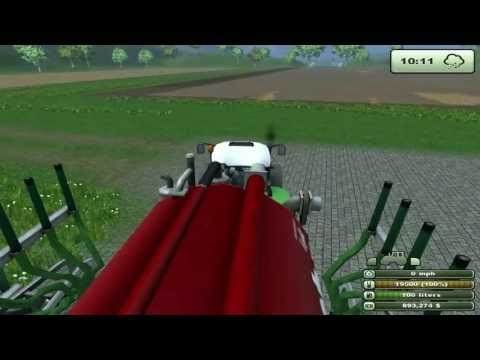 Farming Simulator Saturday
