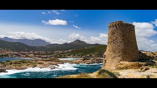 In Moto...in Corsica (On the Motorcycle...across Corsica) HD