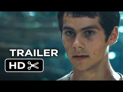 The Maze Runner TRAILER 2 (2014) Dylan O'Brien Movie HD