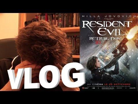 Vlog - Resident Evil Retribution video